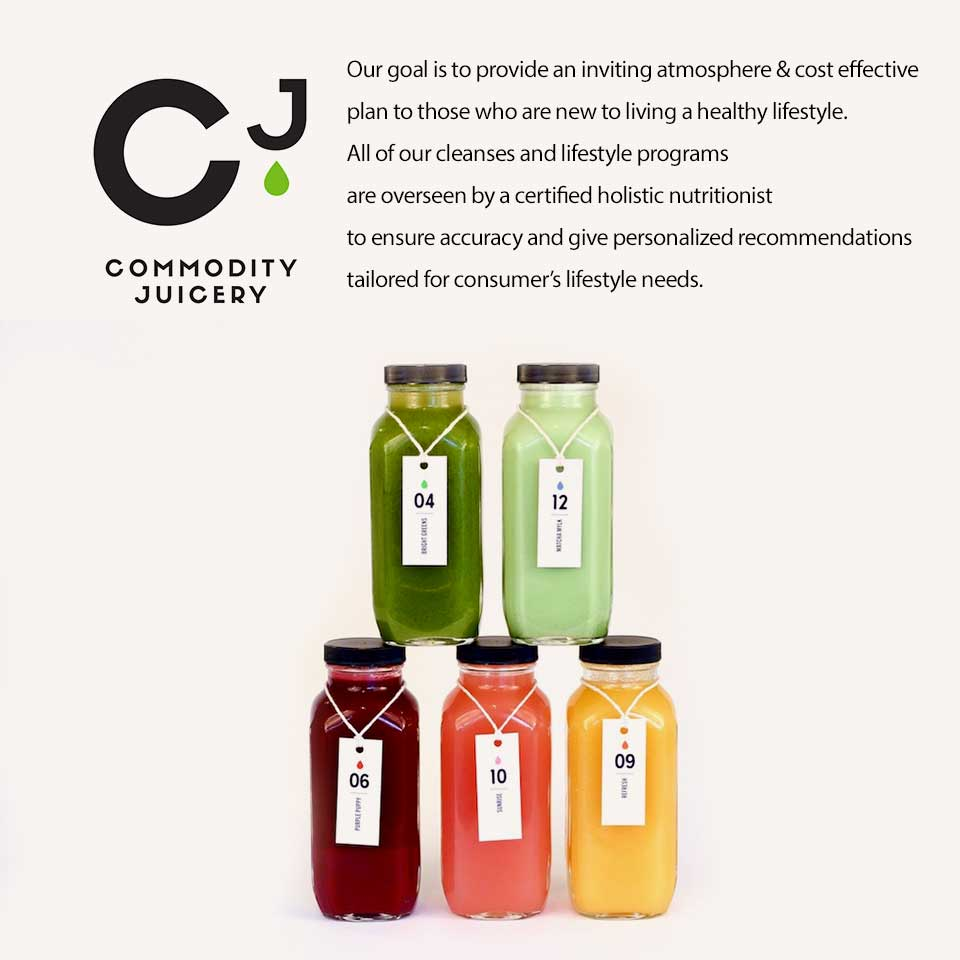 Commodity-Juicery